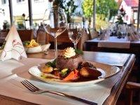 Leckere Steakgerichte im Relax Oberstdorf