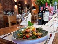 Leckere Fischgerichte im Bistro Relax in Oberstdorf