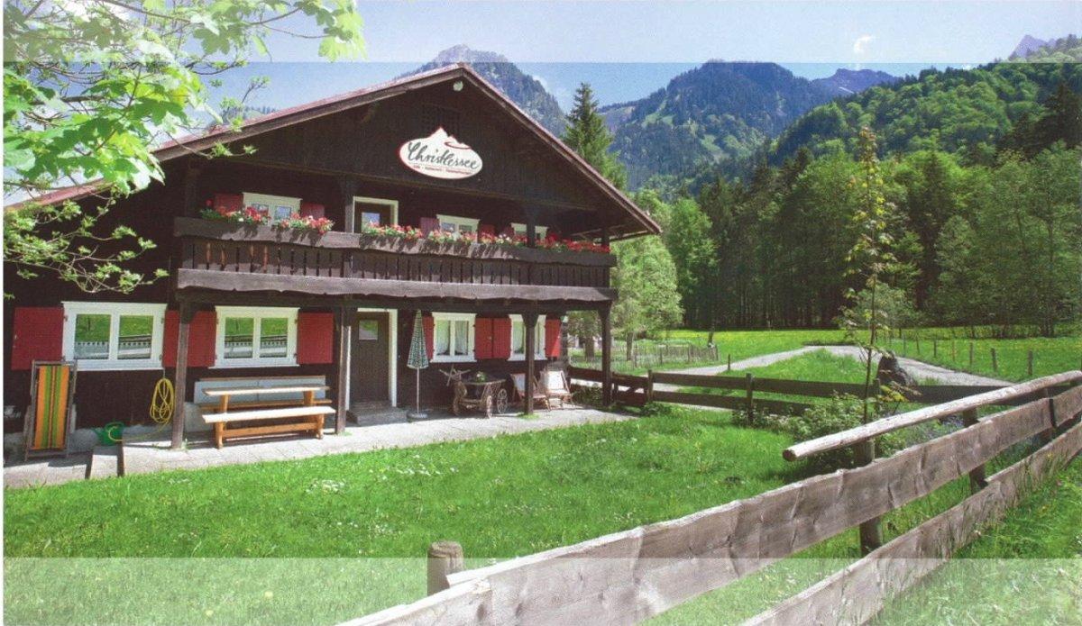 Ferienwohnungen Christlessee
