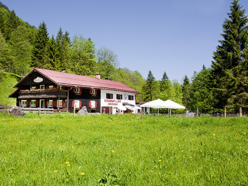 Café-Restaurant Christlessee