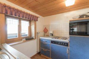 Wohnung Trettach: Küche