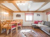 Wohnung Trettach: Wohnzimmer