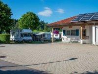 Anmeldung Campingplatz Waldesruh