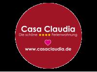 Logo Casa Claudia Tramino Visitenkarte