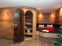 Sauna mit Liegewiese