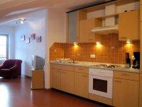 Küche/ Wohnraum Sorgschrofen