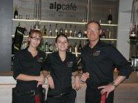 Das alpcafé-Team