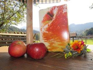 eigener Apfelsaft