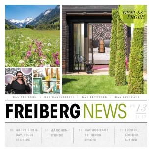 Freiberg News 13/2017