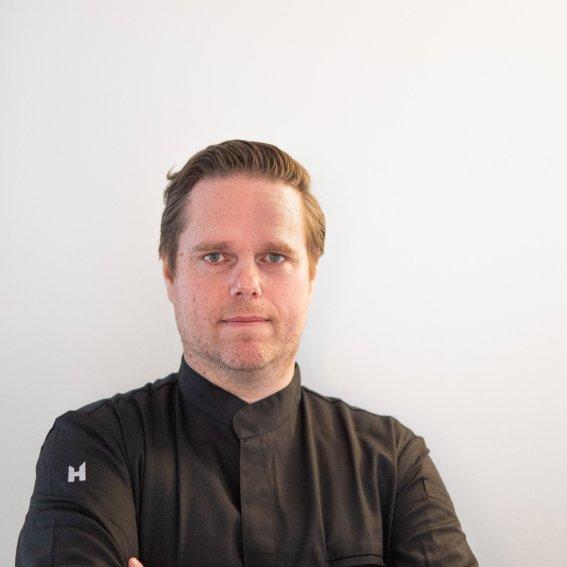 Henrik Weiser Küchenchef im Freiberg