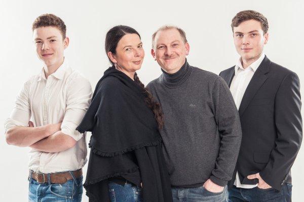 Familie Bolkart Fetz