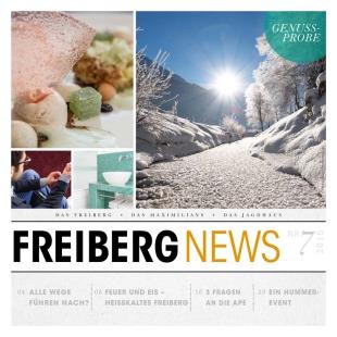 Freiberg News 07/2015