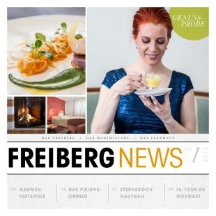 Freiberg News 01/2013