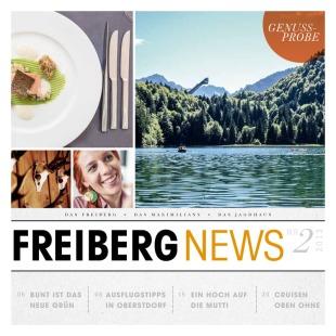 Freiberg News 02/2013