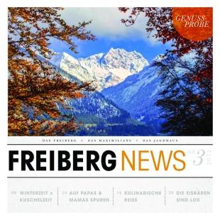 Freiberg News 03/2013