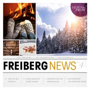 Freiberg News 04/2014