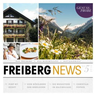 Freiberg News 05/2014