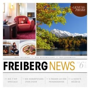 Freiberg News 06/2014
