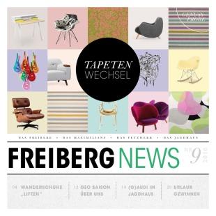 Freiberg News 09/2016