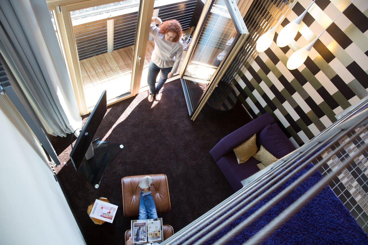 The freiberg design suites freiberg hotel in oberstdorf for Designhotel oberstdorf