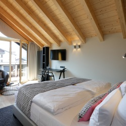 Design-Doppelzimmer-Deluxe