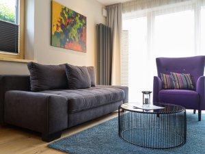 Zimmer 11: Wohnbereich