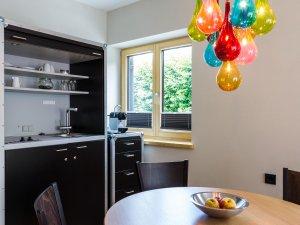 Zimmer 11: Schrankküche