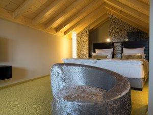 Zimmer 31: Schlafbereich