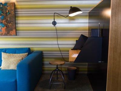 Zimmer 31: Schreibtisch