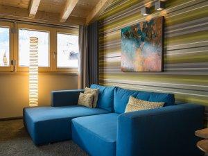 Zimmer 31: Wohnbereich