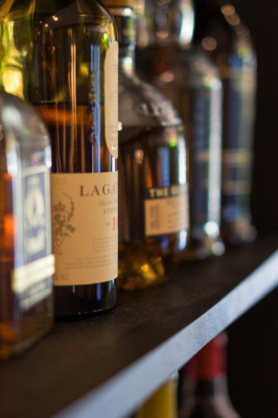 ausgesuchte Whiskys