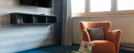 Zimmer 36: Wohnbereich