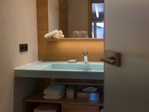 Zimmer 36: Badezimmer
