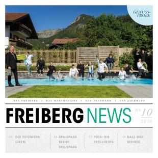 Freiberg News 10/2016