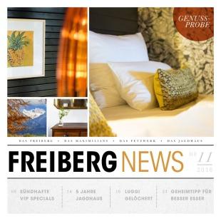 Freiberg News 11/2016