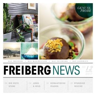 Freiberg News 12/2017