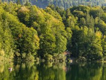 Herbststimmung am Freibergsee
