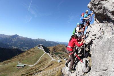 Klettern für jederman