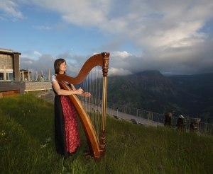 Abendmusik am Walmendingerhorn