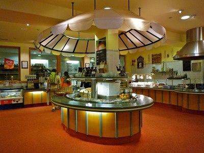 Marktrestaurant am Nebelhorn
