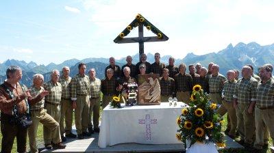 Trientiner Bergsteigerchor Castion Faver