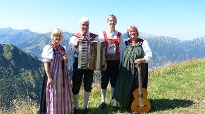 Walser Stubenmusik