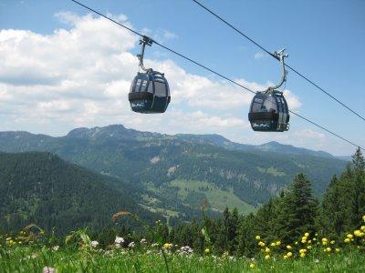 Söllereckbahn im Sommer