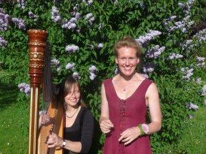 Annika Hofmann und Martina Noichl