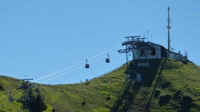 Kanzelwandbahn und Bergstation