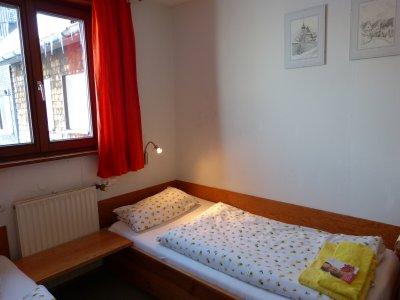2-Bett Zimmer im Berghaus Schönblick