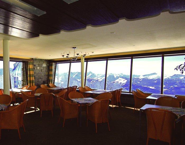 Kaminzimmer am Nebelhorn