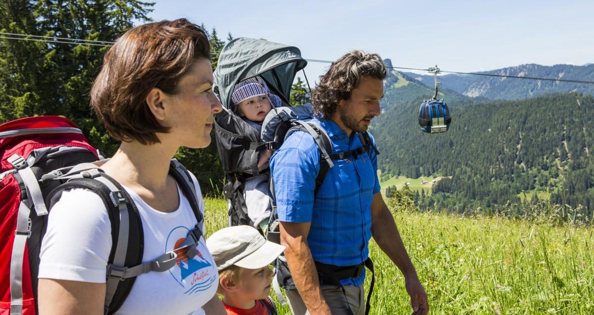 Familienausflug am Söllereck