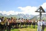 Musikantentreffen auf dem Fellhorn