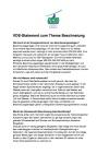 VDS-Statement zum Thema Beschneiung